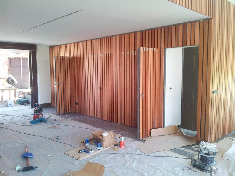 Bodega valdemonjas rastrelo s a carpinter a de madera - Puertas en valladolid ...